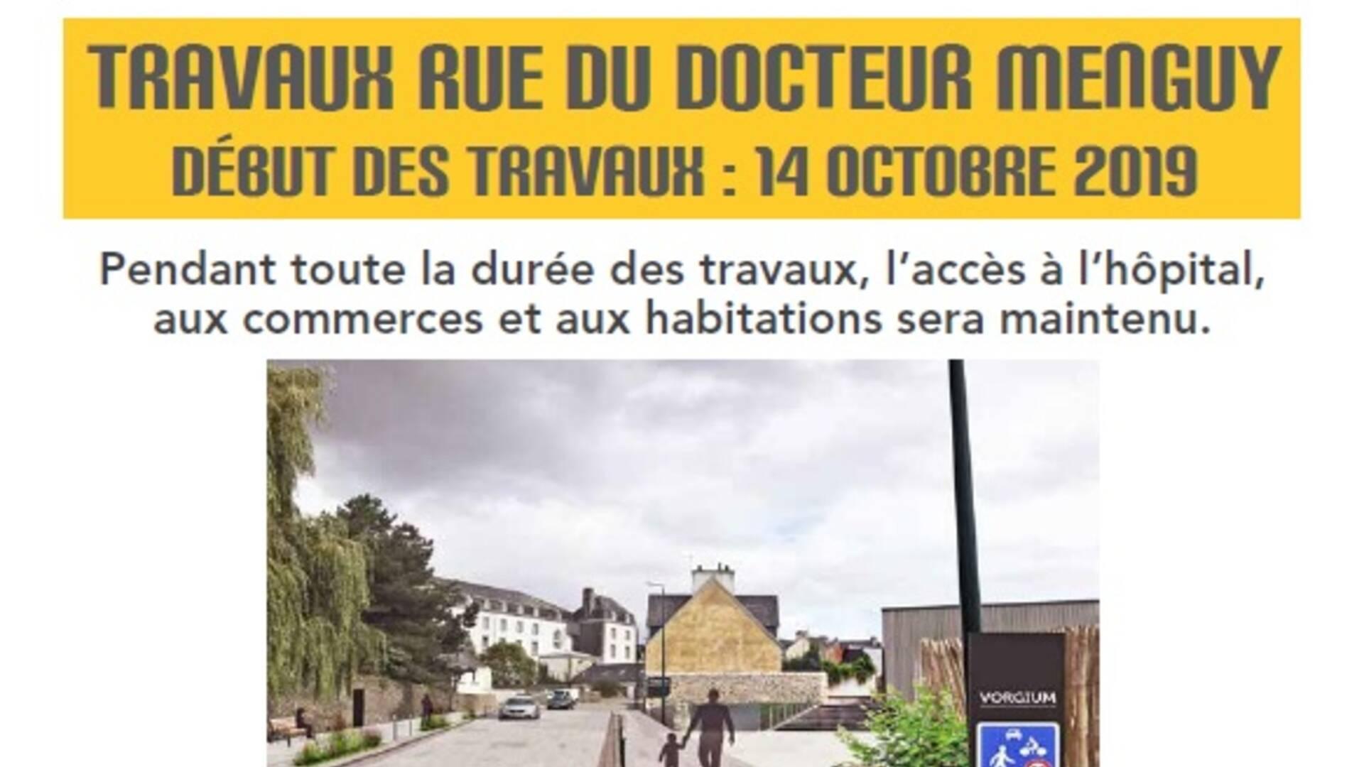 Annonce de la Ville de Carhaix : revitalisation du centre-ville