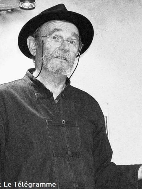 Pierre Gouletquer à  Vorgium le 13 août - Le Télégramme