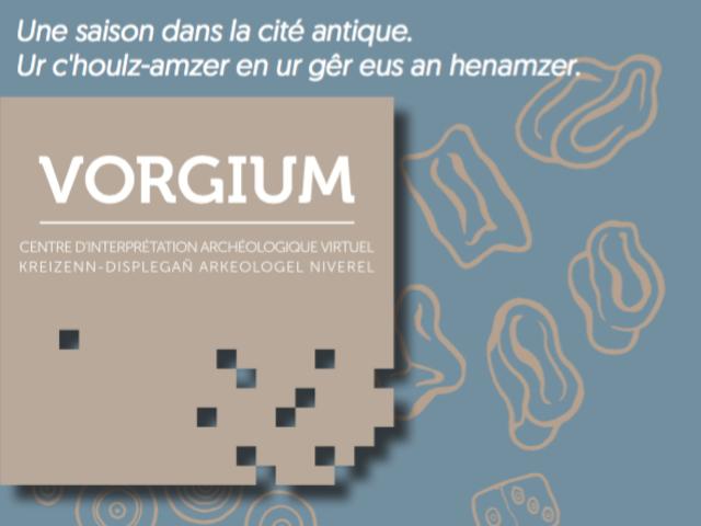 La programmation de mai à octobre 2019 à Vorgium