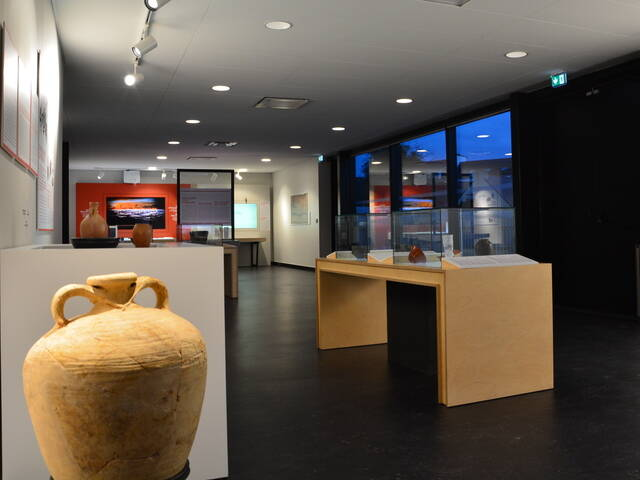 l'exposition permanente de Vorgium