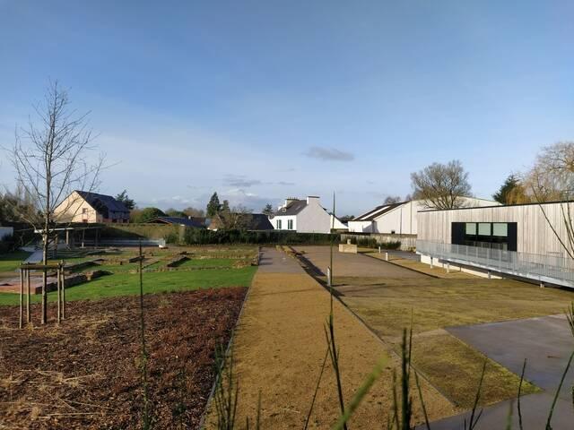 Jardin d'hiver à Vorgium