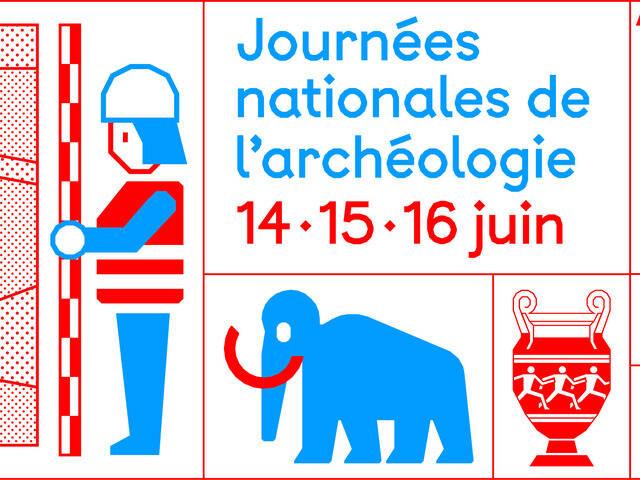 Les Journées Nationales de l'Archéologie à Vorgium