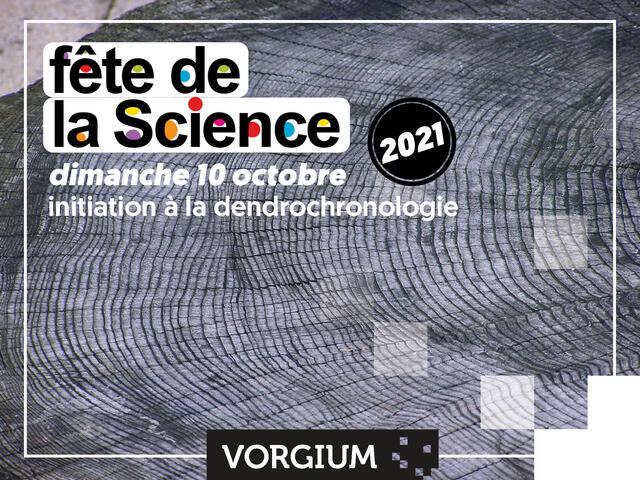 Fête de la science 2021 à  Vorgium