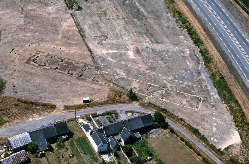 Pléchatel, La Hersonnais. Gilles Leroux le 1/07/1999