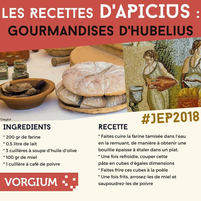Les gourmandises d'Hubelius